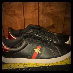 Men's Ace leather sneaker